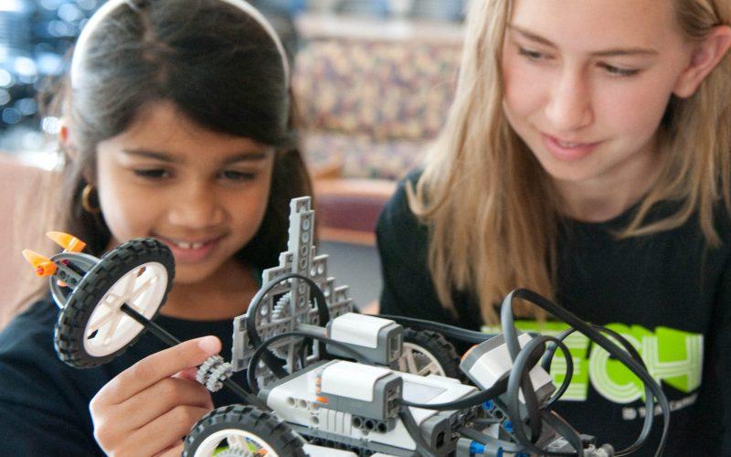 Robots i educació